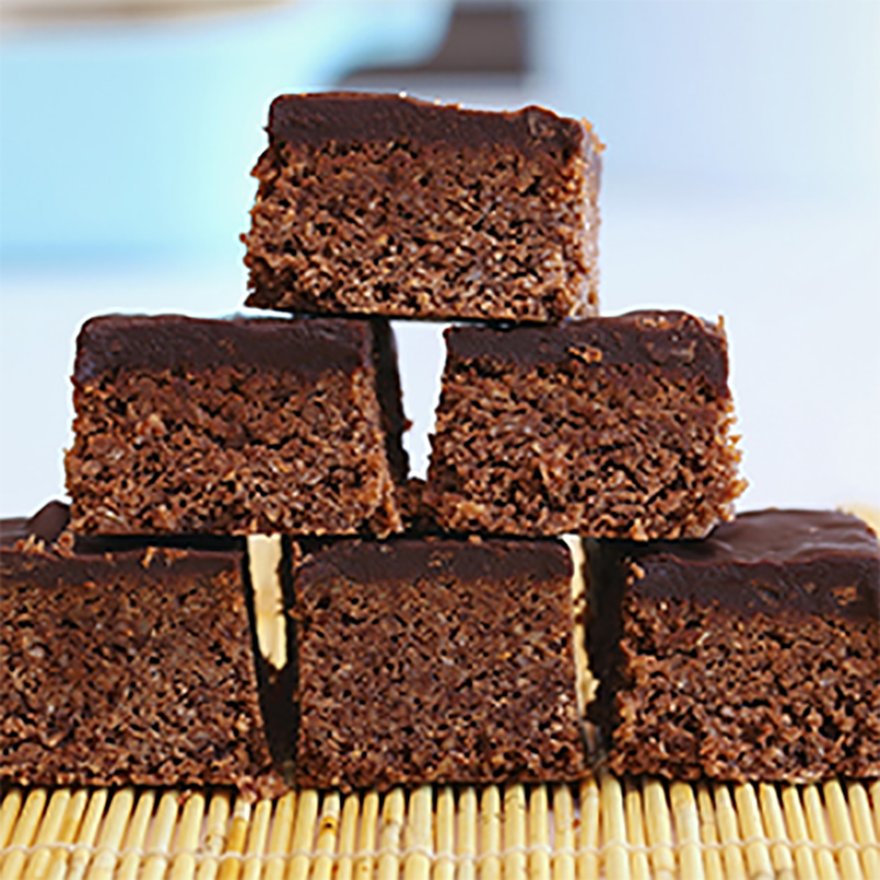 Brownies that use FOS