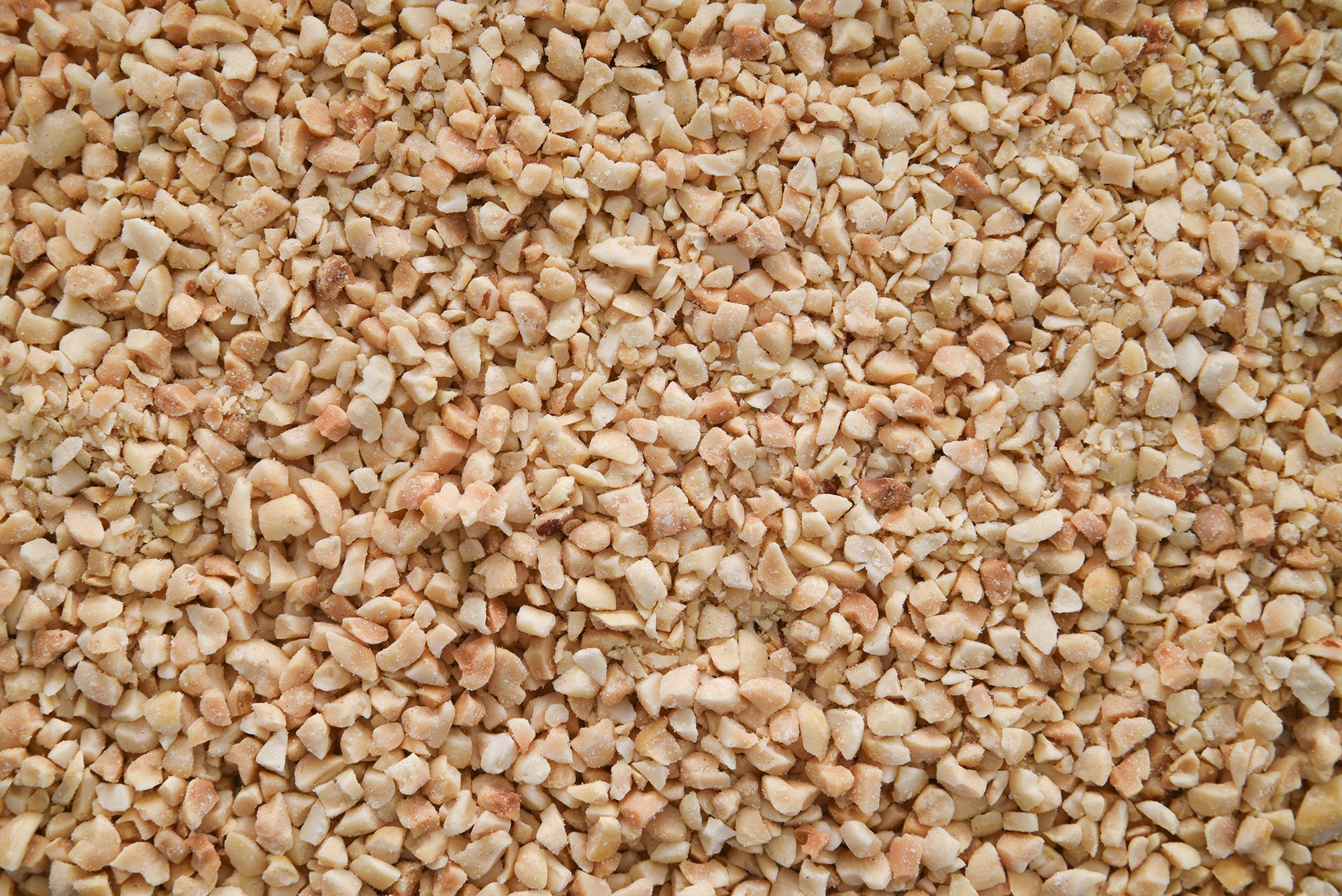 Peanut Pieces