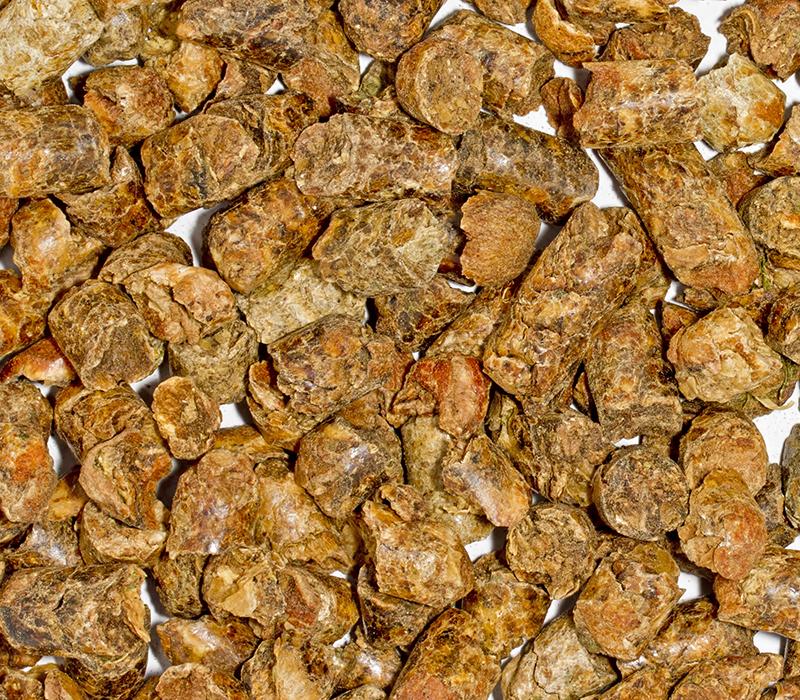 Citrus pulp pellets